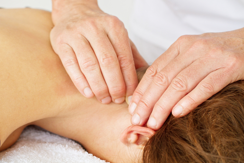Image of a woman for Massages and osteopathy by City Osteopathy